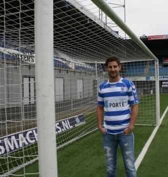 Ruud ter Heide Ruud ter Heide op huurbasis naar FC Zwolle Nieuwsarchief