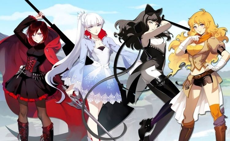 RWBY - Alchetron, The Free Social Encyclopedia
