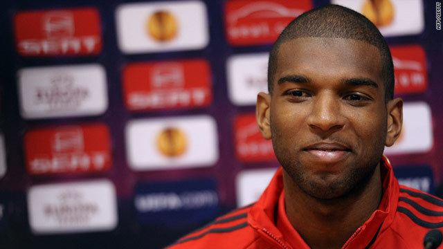 Ryan Babel Ryan Babel Fancom Page 3 Dutch Hero Footballer