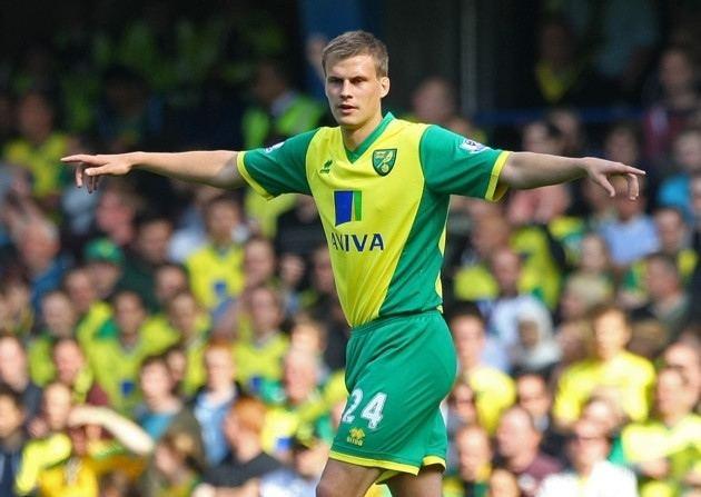 Ryan Bennett (footballer) Video Norwich City39s Ryan Bennett praised for his singing