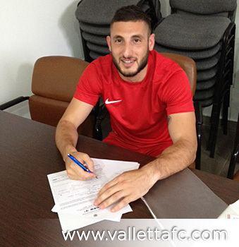 Ryan Camilleri Defender Ryan Camilleri joins Valletta FC Valletta FC