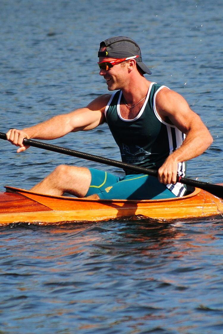 Ryan Cochrane (canoeist)