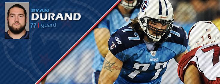 Ryan Durand Tennessee Titans Ryan Durand