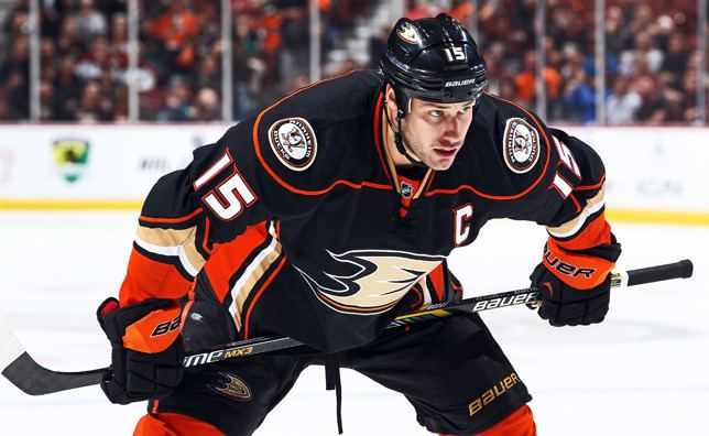 Ryan Getzlaf Getzlaf Named NHL39s First Star for the Month of December