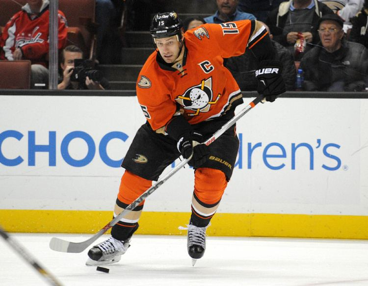 Ryan Getzlaf Getzlaf and Perry a longtime dynamic duo for Anaheim Ducks