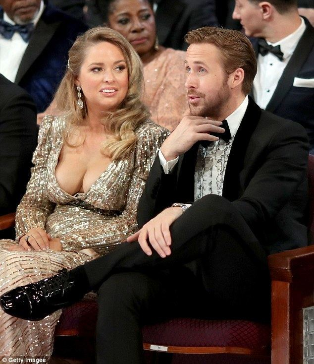 Ryan Gosling Ryan Goslings Oscars date revealed to be his SISTER Daily Mail Online