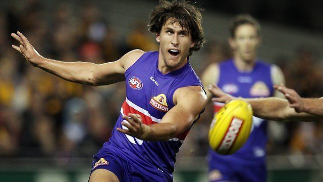 Ryan Griffen Western Bulldogs rule Ryan Griffen out of round one clash