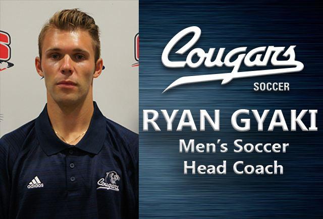 Ryan Gyaki Cougars Name Ryan Gyaki New Head Coach for Men39s Soccer