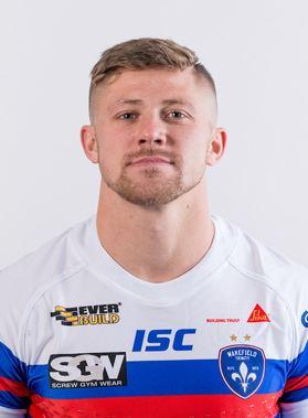 Ryan Hampshire player info RugbyLeaguecom