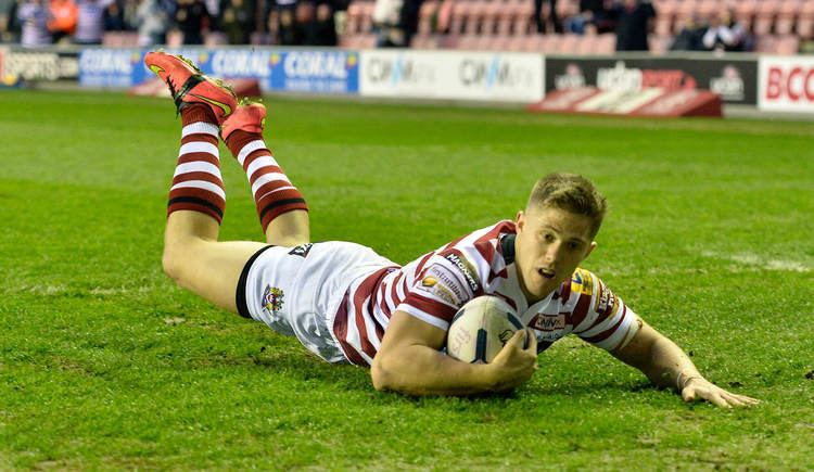 Ryan Hampshire Hampshire Contract Extension News Wigan Warriors
