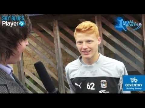 Ryan Haynes (footballer) September Goal of the Month winner Ryan Haynes YouTube