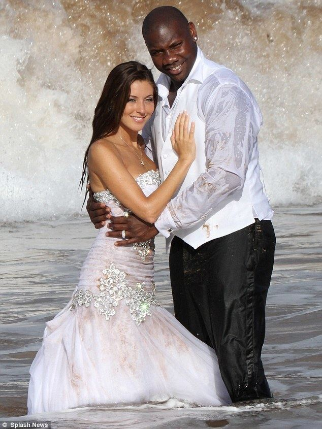 Ryan Howard Baseball star Ryan Howards cheerleader wife trashes her wedding