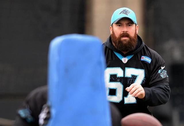 Ryan Kalil Carolina Panthers center Ryan Kalil updates his Super Bowl