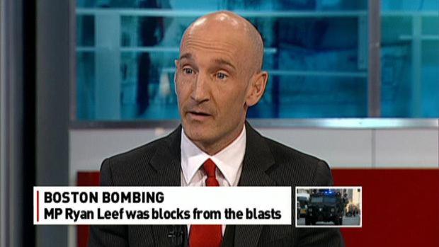 Ryan Leef Ryan Leef interview Canada CBC News