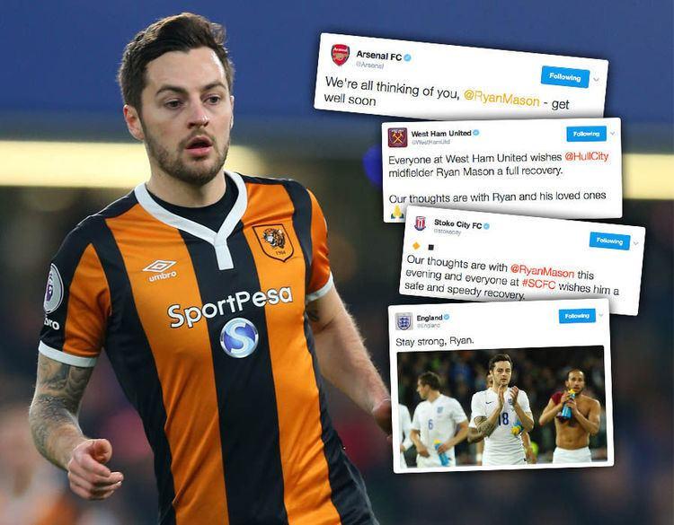 Ryan Mason Ryan Mason latest Health updates after footballer fractured skull