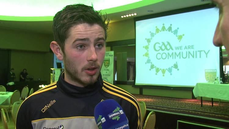 Ryan McHugh Donegal GAA Health amp wellbeing Interview with Ryan McHugh