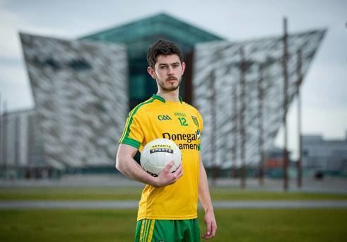 Ryan McHugh Donegal39s Ryan McHugh in pursuit of glory on two fronts