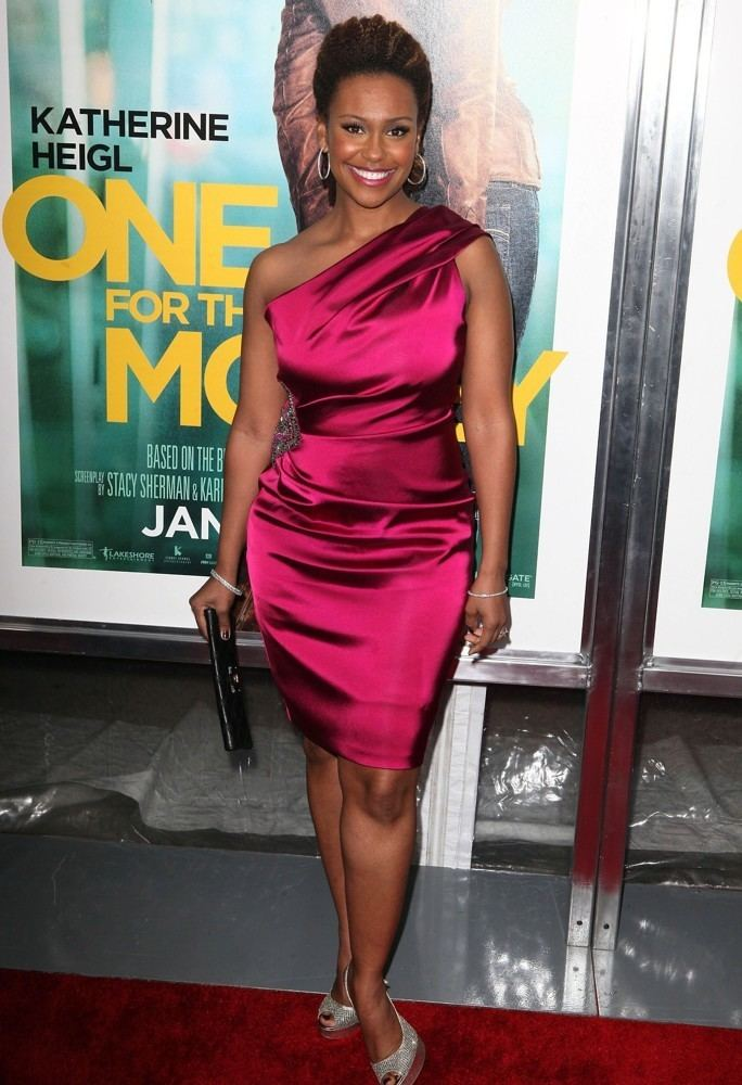 Ryan Michelle Bathe Ryan Michelle Bathe Picture 1 The One for the Money Premiere