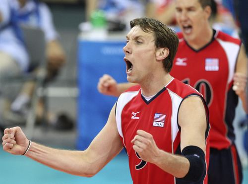 Ryan Millar ExCoug Millar could be left off Olympic volleyball roster The