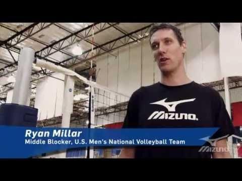 Ryan Millar Ryan Millar Middle Blocker US Mens National Volleyball Team