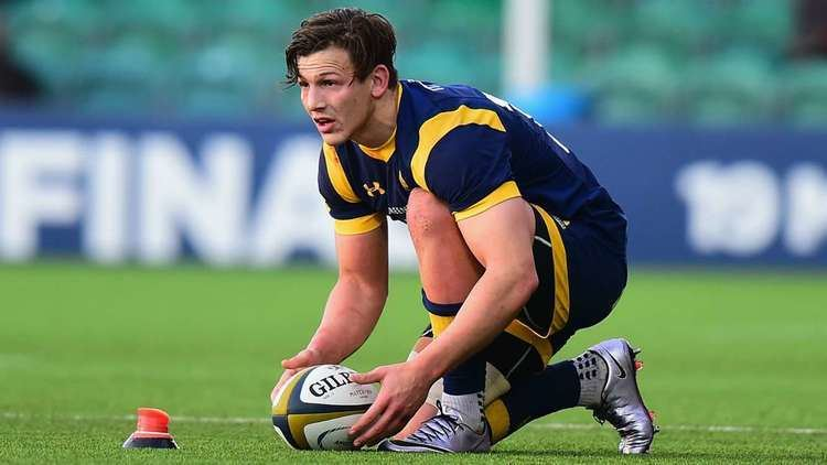 Ryan Mills Rugby Ryan Mills kicks Worcester to shock win over Saracens SPORTAL