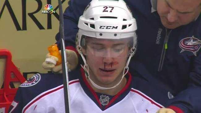 Ryan Murray Highs lows from 1st night of playoff hockey Sudbury Star