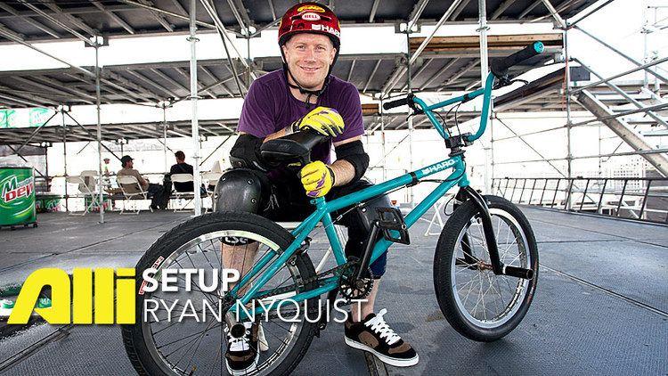 Ryan Nyquist Setup Ryan Nyquist DewTourcom Action Sports Events