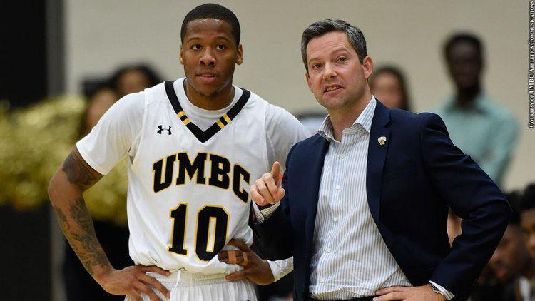 Ryan Odom Ryan Odom Has UMBC Mens Basketball Off To Record Start