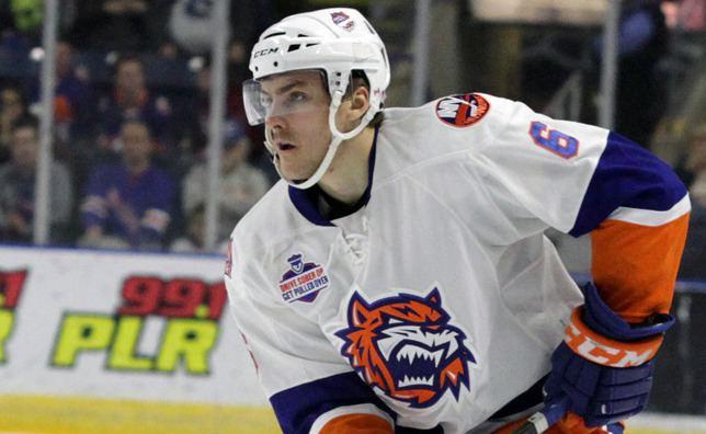 Ryan Pulock New York Islanders Ryan Pulock Named to the 201415 AHL