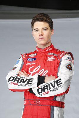 Ryan Reed NASCAR Driver Ryan Reed Takes First Place At Daytona International