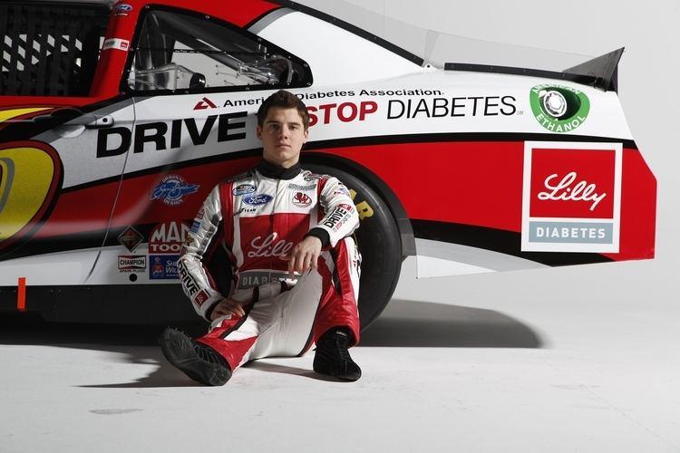 Ryan Reed Driving to Stop Diabetes with Ryan Reed Speaking of Diabetes