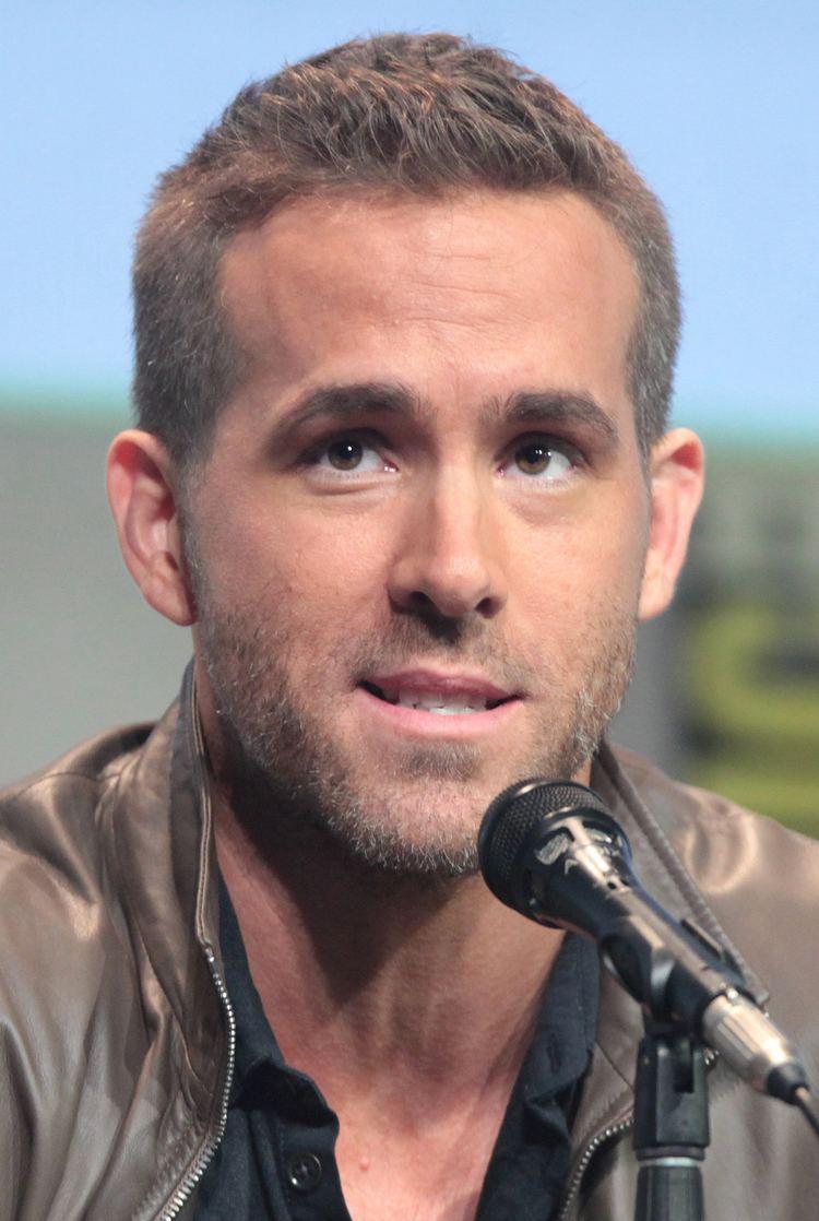 Ryan Reynolds Ryan Reynolds Wikipedia the free encyclopedia