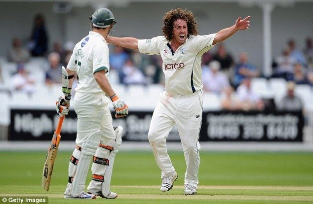 England Test star Ryan Sidebottom to retire Daily Mail Online