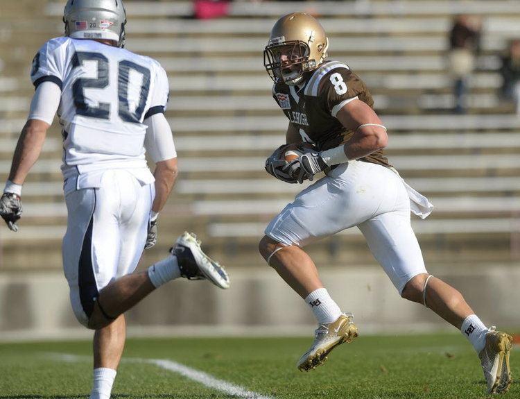 Ryan Spadola Lehigh University wide receiver Ryan Spadola named to