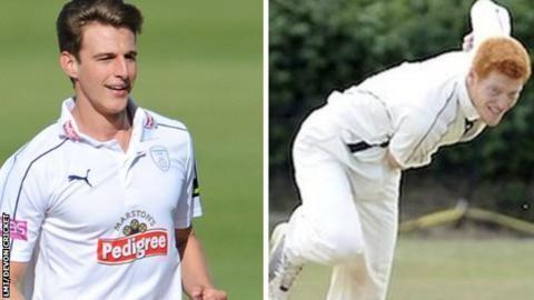 Ryan Stevenson (cricketer) Hampshire Brad Wheal and Ryan Stevenson sign new deals BBC Sport