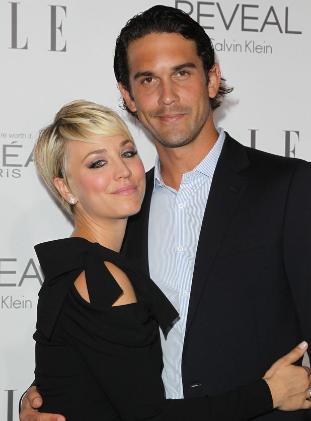 Ryan Sweeting Kaley Cuoco and Ryan Sweeting divorcing after 21 months of