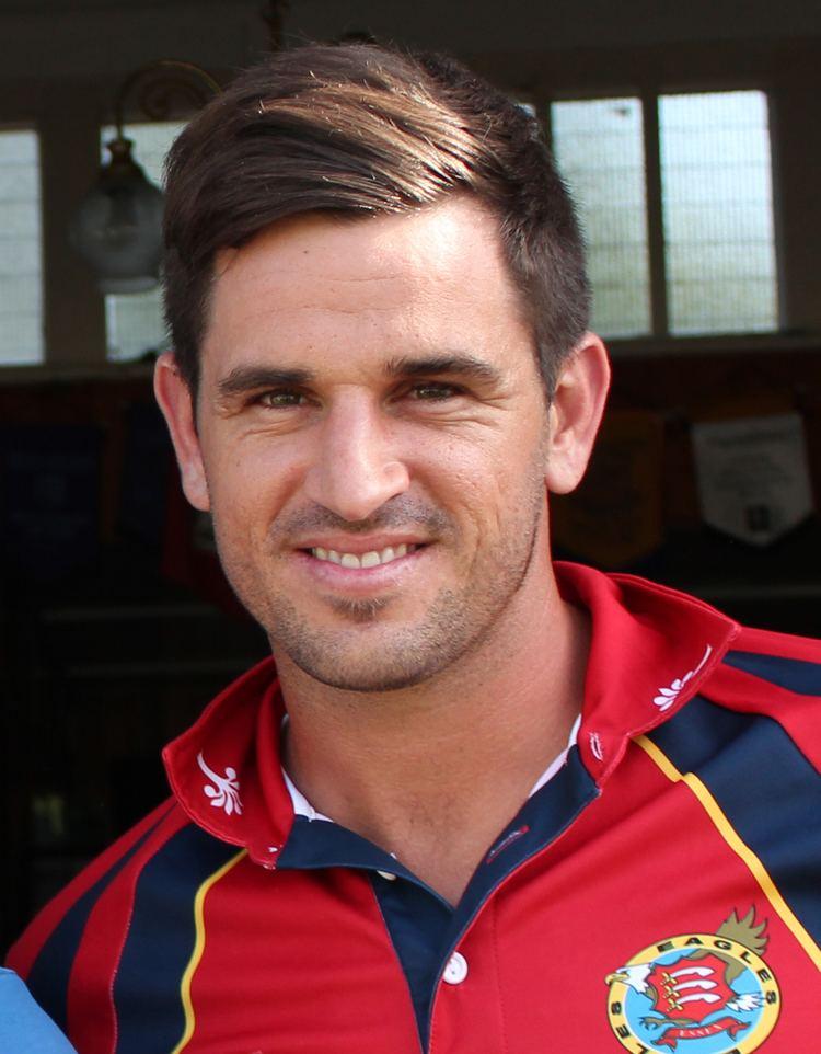 Ryan ten Doeschate (Cricketer)