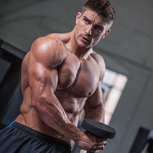Ryan Terry Ryan Terry Reveals His Muscle Secrets gnccouk