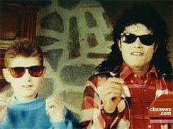 Ryan White RYAN WHITE as one of Michael Jacksons child friends Vindicating