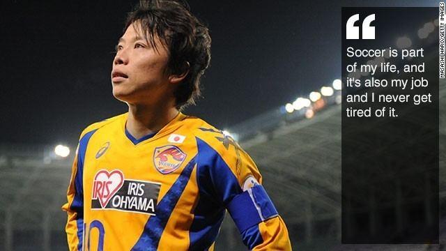 Ryang Yong-gi Korea United Football hero Ryang YongGis ambitious goal CNNcom