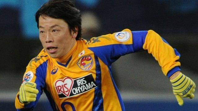 Ryang Yong-gi Korea United Football hero Ryang YongGi39s ambitious goal