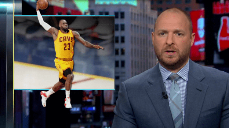 Ryen Russillo Ryen Russillo Goes After LeBron James Haters