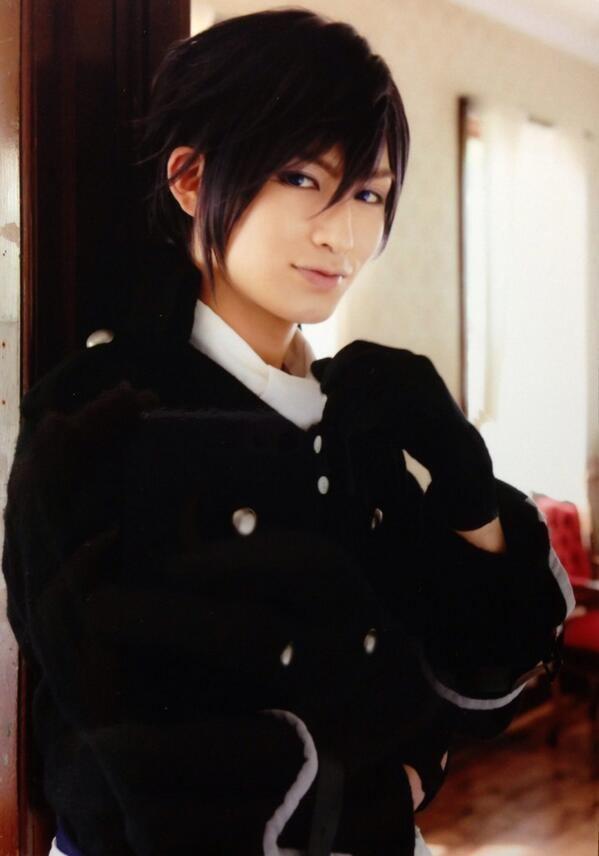 Ryo Matsuda My Sanctuary otometomato Matsuda Ryo as Hajime Saito