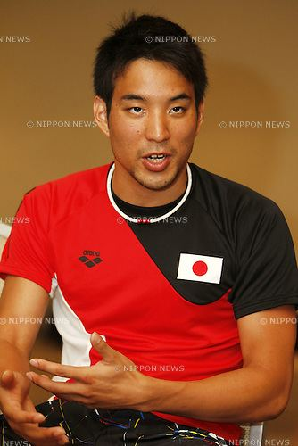 Ryo Tateishi Japan Swimming team Training Session in Spain Nippon News