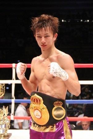 Ryoichi Taguchi Ryoichi Taguchi WBA Honorable Mention August2016 World Boxing
