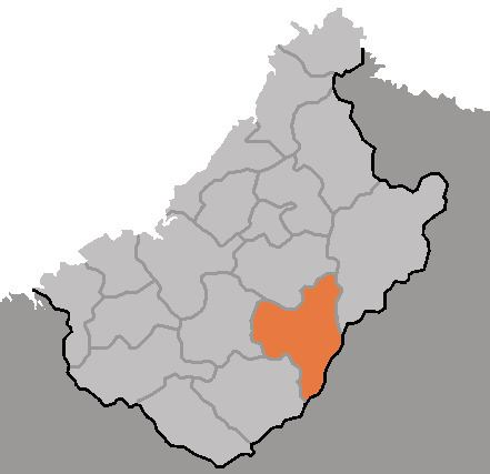 Ryongrim County