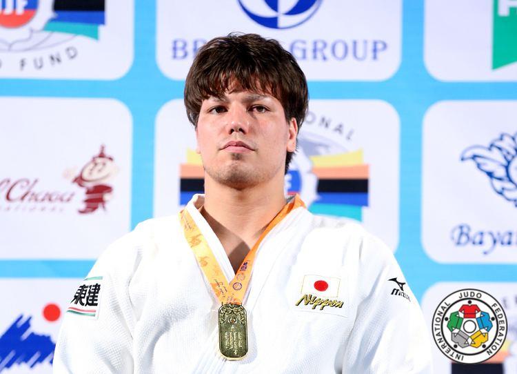 Ryu Shichinohe JudoInside News Ryu Shichinohe takes gold at