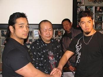 Ryuji Ito FileDaisuke Sekimoto Tohru Ohwashi Ryuji Ito on February 28 2008
