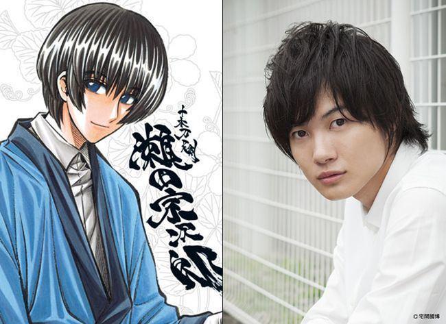 Ryunosuke Kamiki 79 best Ryunosuke Kamiki images on Pinterest Actors Rurouni