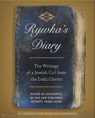 Rywka Lipszyc Rywkas Diary Rywka Lipszyc Anita Friedman Hardcover